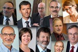 Quels ont été les candidats préférés des Fribourgeois dans chaque district?