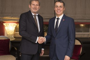 Accord cadre: pour l'UE, il est temps de boucler les discussions