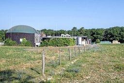 Une ferme à pleins gaz