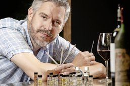 Un nez au service du vin