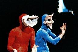 Cirque Knie: un défilé de célébrités