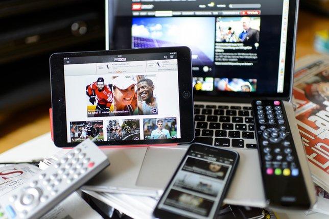 Vie numérique: Les bonnes résolutions © Keystone