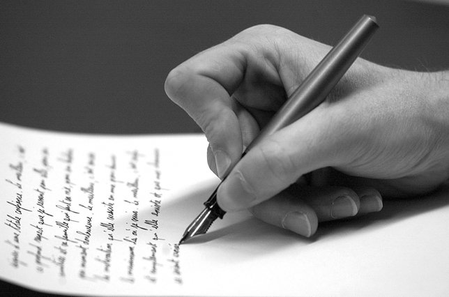Les lettres à nos aînés © Vincent Murith-archives