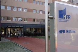 Déménagements agendés à l'HFR Billens