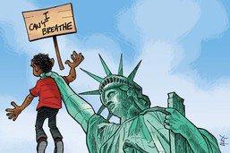 Mort de George Floyd: le racisme américain mis en lumière