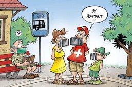 L'application SwissCovid peine à convaincre de son utilité