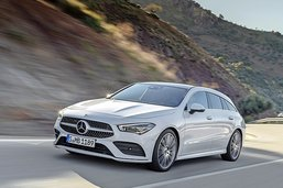 Un break Mercedes pour le look et les sens