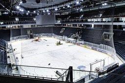 BCF Arena: le noir lui va si bien