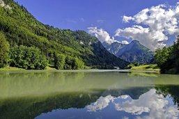 Un lac à l'appellation non protégée