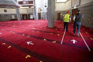 La Grande mosquée à nouveau ouverte aux Genevois pour la prière