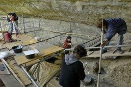 Le site archéologique d'Arconciel livre de nouvelles informations
