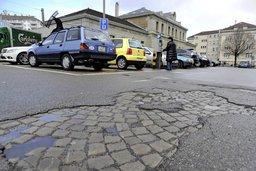 Fribourg raye sa taxe parking