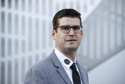 Raphaël Berger: «La patinoire la plus moderne du pays»