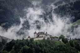 Red Bull lance l'assaut sur le château de Gruyères