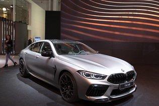 BMW: perte nette de 212 millions d'euros au deuxième trimestre
