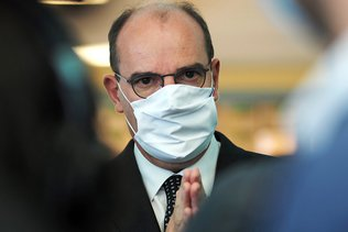 """Le Premier ministre Jean Castex appelle à """"la responsabilité"""""""