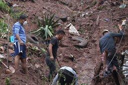 Plus de 150 morts au Guatemala provoqué par l'ouragan Eta