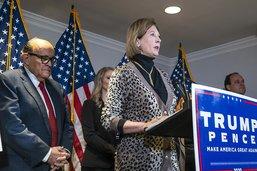 L'équipe Trump cesse de travailler avec une avocate controversée