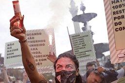 Colère contre le couvre-feu portugais