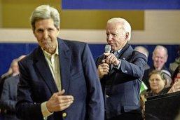 Trump recule et Biden recrute