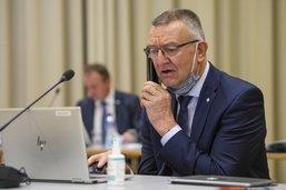 Le budget fribourgeois 2021 discuté sur fond de crise sanitaire