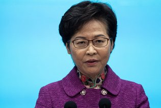 Carrie Lam, sanctionnée par Washington, n'a plus de compte bancaire