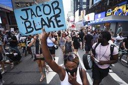 Aucun policier ne sera inculpé pour les tirs contre Jacob Blake