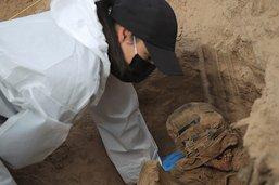 559 fosses communes découvertes en 2020 au Mexique