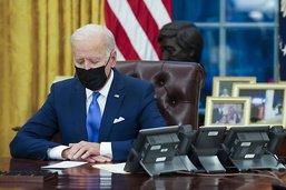 """Biden veut effacer """"la honte"""" des familles de migrants séparées"""