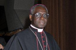 Le pape accepte la démission de l'ultra-conservateur cardinal Sarah