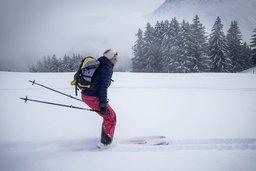 Le ski de randonnée marche fort