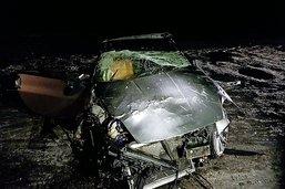 Automobiliste blessé à Matran
