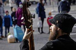 Des artistes investissent la rue