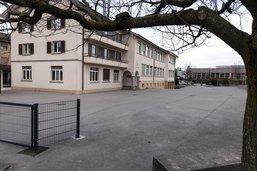 Deux classes en quarantaine à Domdidier