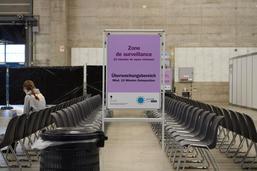 On vaccine dès lundi à Forum Fribourg