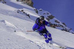 Le ski alpin version Robocop