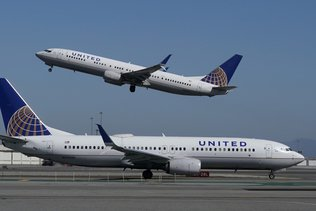 United Airlines perd 7,1 milliards USD en 2020