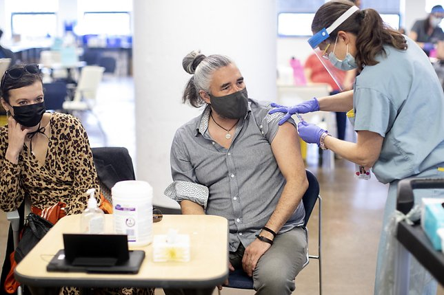 Vaccin Pfizer moins efficace contre le variant sud-africain