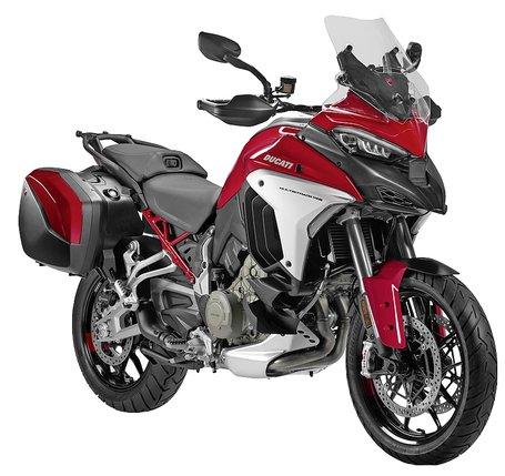 Cette «Ducate» fait passer la moto en mode 3.0