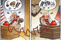 Retour à la normale des relations américano-russes