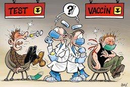 Lutte contre la pandémie: on fatigue tous un peu