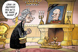 Mort de celui qui fut toujours derrière la reine Elizabeth II
