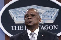 """Le chef du Pentagone veut une dissuasion """"crédible"""" face à la Chine"""