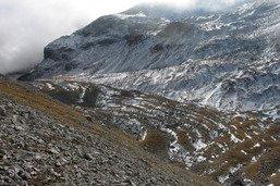 Le pergélisol continue de se réchauffer dans les Alpes suisses