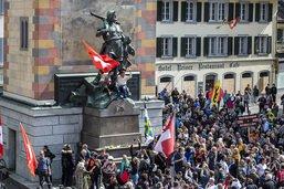 La police disperse un rassemblement à Altdorf (UR)