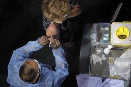 Vaccination ouverte aux plus de 55 ans dès lundi