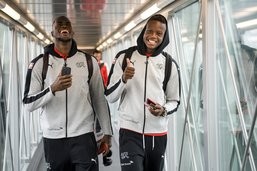 Mvogo appelé en équipe de Suisse, pas Aebischer
