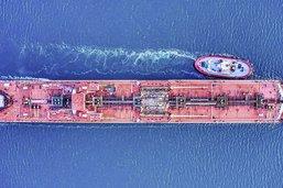 400 000 marins bloqués en mer