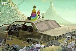 Un film d'animation simple et enchanteur