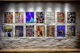 Quarante ans d'art et de lumière
